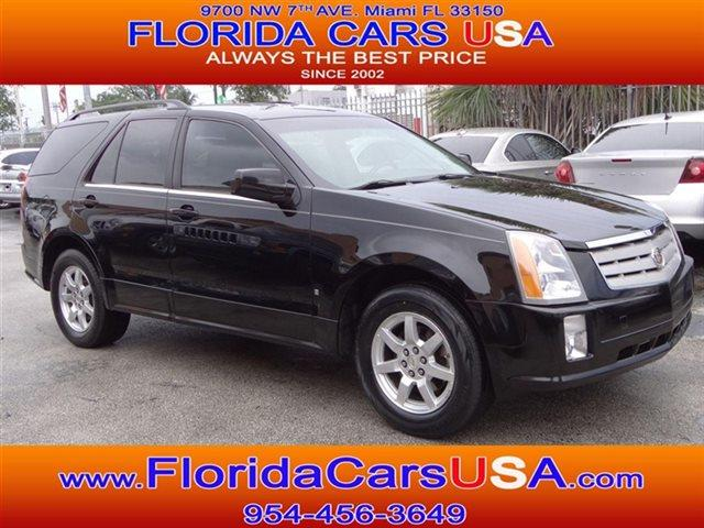 2007 Cadillac SRX for sale in MIAMI FL