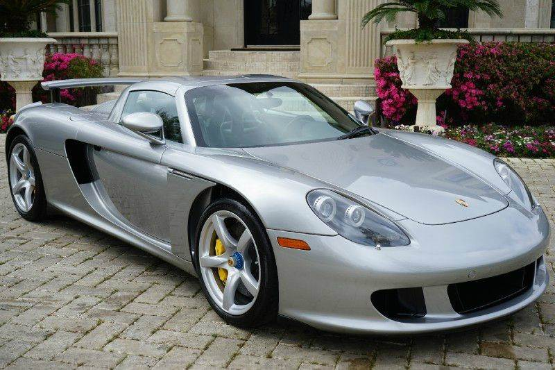 2005 porsche carrera gt 2dr convertible in anderson sc executive auto brokers. Black Bedroom Furniture Sets. Home Design Ideas
