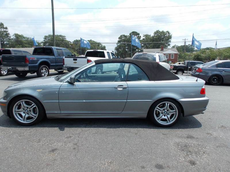 2006 bmw 3 series 330ci 2dr convertible in anderson sc executive auto brokers. Black Bedroom Furniture Sets. Home Design Ideas