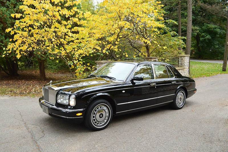 2000 rolls royce silver seraph in anderson sc executive auto brokers. Black Bedroom Furniture Sets. Home Design Ideas