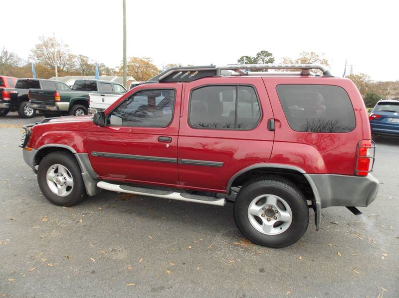 2003 nissan xterra xe v6 4dr suv v6 in anderson sc executive auto brokers. Black Bedroom Furniture Sets. Home Design Ideas