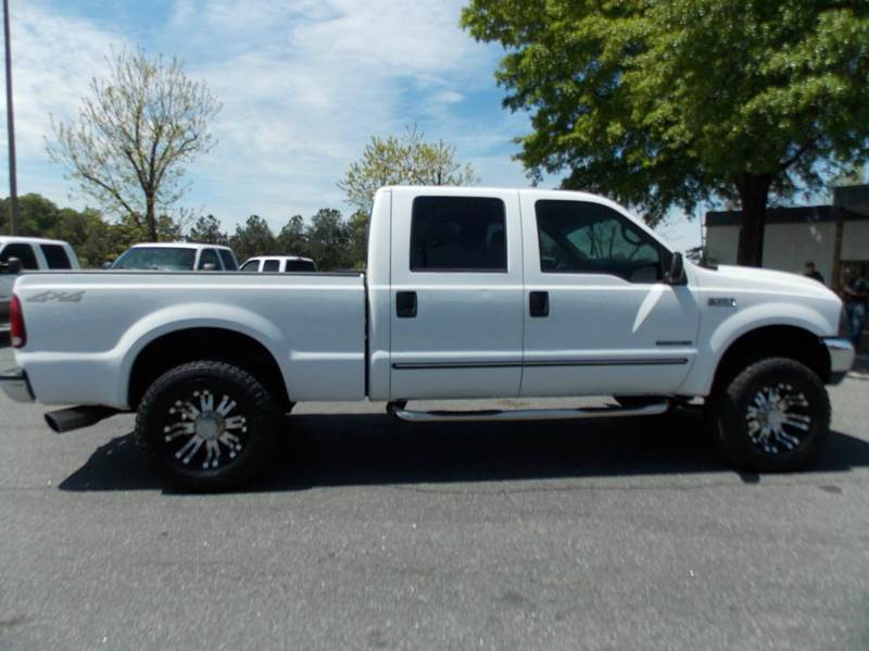 2000 Ford F-250 Super Duty 4dr XLT 4WD Crew Cab SB In ...