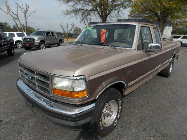 1993 Ford F-150