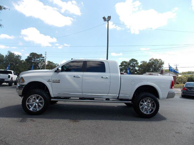 2016 ram ram pickup 2500 4x4 laramie limited 4dr mega cab 6 3 ft sb pickup in anderson sc. Black Bedroom Furniture Sets. Home Design Ideas