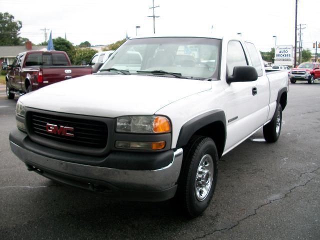 2002 GMC Sierra 2500