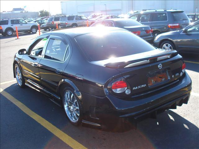 2002 nissan maxima se in nynjct jersey city new york car depot auto sales ii inc. Black Bedroom Furniture Sets. Home Design Ideas