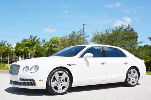 2014 Bentley Flying Spur for sale in West Palm Beach, FL