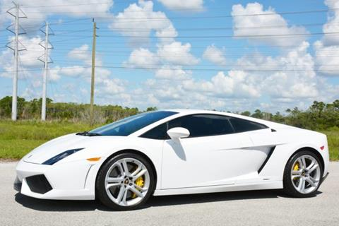 2009 Lamborghini Gallardo for sale in West Palm Beach, FL