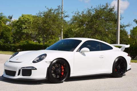2015 Porsche 911 for sale in West Palm Beach, FL