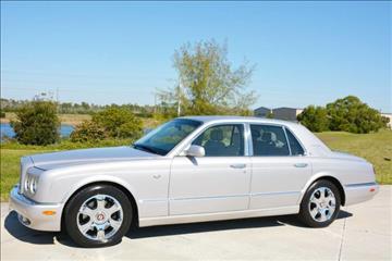 2005 Bentley Arnage for sale in West Palm Beach, FL