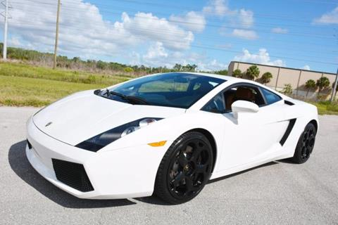 2006 Lamborghini Gallardo for sale in West Palm Beach, FL
