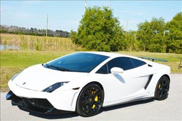 2009 Lamborghini Gallardo for sale in West Palm Beach, FL
