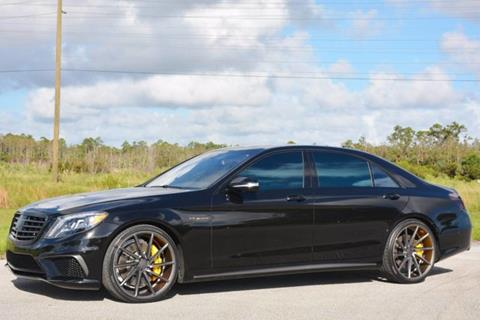 2014 Mercedes-Benz S-Class for sale in West Palm Beach, FL