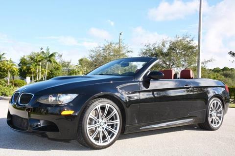 2013 BMW M3 for sale in West Palm Beach, FL