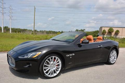 2013 Maserati GranTurismo for sale in West Palm Beach, FL