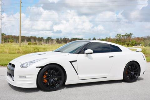 2015 Nissan GT-R for sale in West Palm Beach, FL