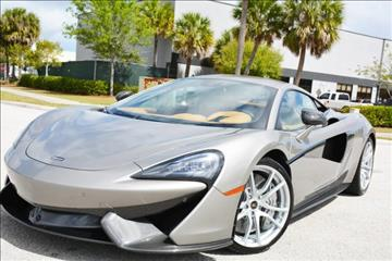 2016 McLaren 570S Coupe for sale in West Palm Beach, FL