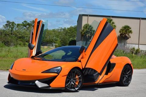 2017 McLaren 570S for sale in West Palm Beach, FL