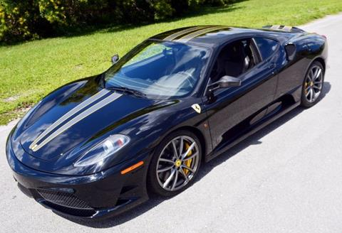 2009 Ferrari 430 Scuderia for sale in West Palm Beach, FL