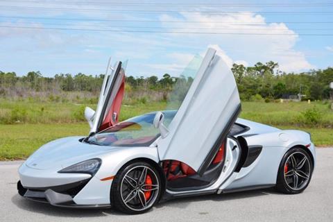 2017 McLaren 570GT for sale in West Palm Beach, FL