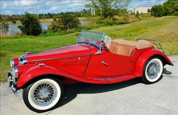 1954 MG TF for sale in West Palm Beach, FL