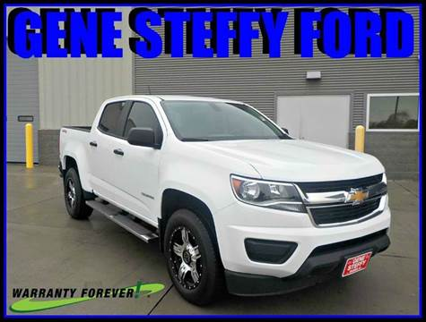 Gene Steffy Ford >> Chevrolet Colorado For Sale Nebraska - Carsforsale.com
