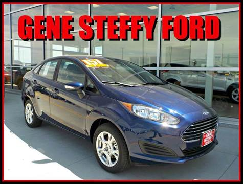 Gene Steffy Ford >> Gene Steffy Ford - Used Cars - Columbus NE Dealer
