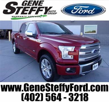 2015 Ford F-150 for sale in Columbus, NE