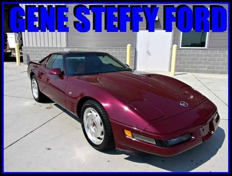 Gene Steffy Ford >> 1993 Chevrolet Corvette For Sale - Carsforsale.com