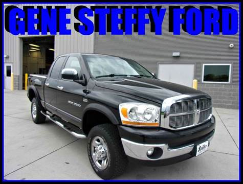 2006 Dodge Ram Pickup 2500 for sale in Columbus, NE