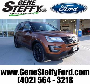 2017 Ford Explorer for sale in Columbus, NE