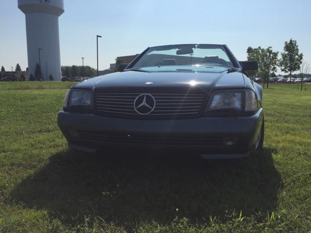 1995 Mercedes-Benz SL-Class
