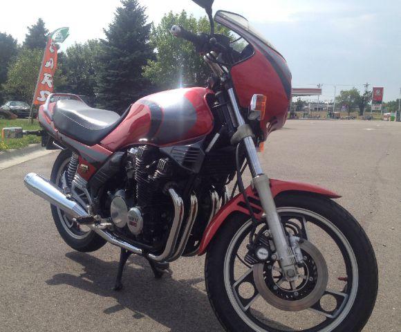 1983 Yamaha SECA