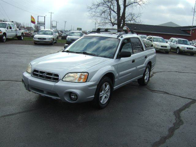 2006 Subaru Baja