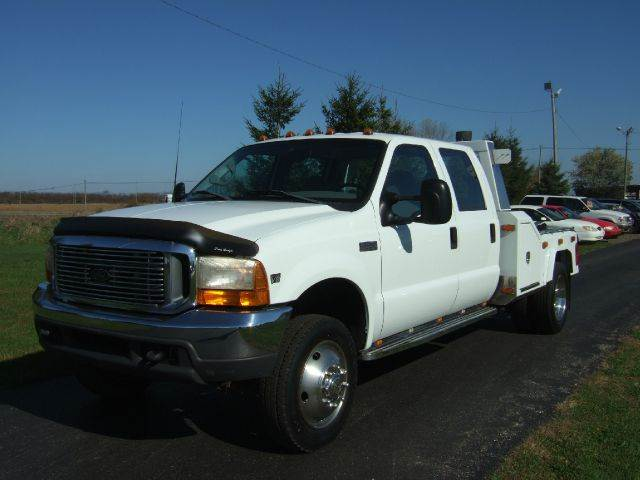 1999 Ford F-550 Super Duty
