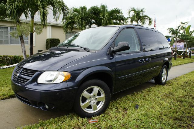 2007 DODGE GRAND CARAVAN SXT blue - 2 owners only - clean title - no accidents - carfax  autochec