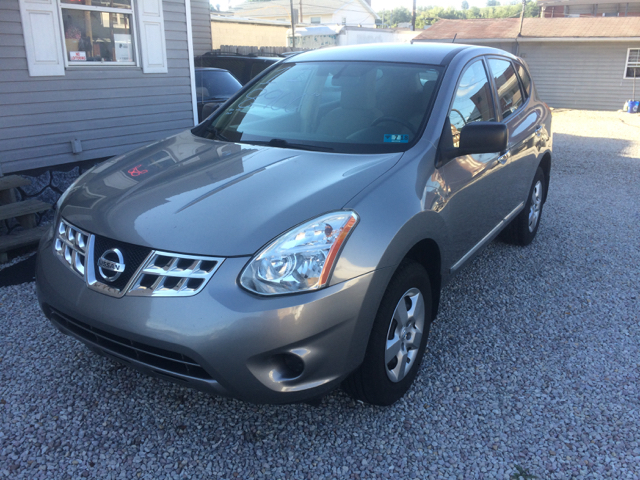 2011 Nissan Rogue S AWD 4dr Crossover In Milton WV  Harold Easter