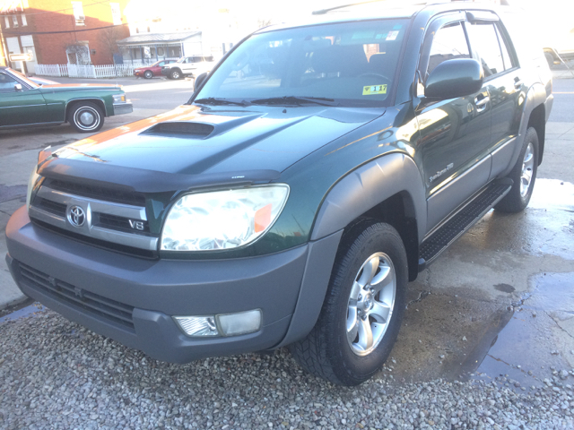2003 Toyota 4runner Sport Edition 4wd 4dr Suv In Milton Wv