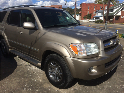 2005 Toyota Sequoia for sale in Milton, WV