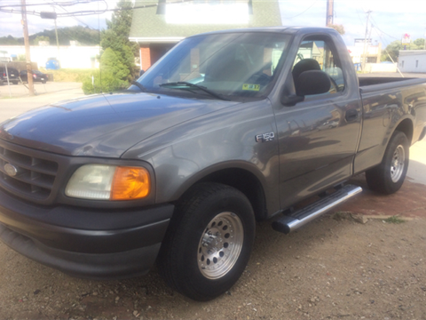2004 Ford F-150 Heritage for sale in Milton, WV
