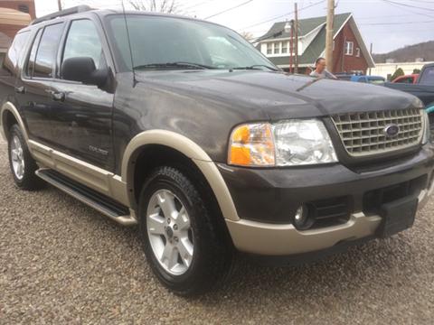 2005 Ford Explorer for sale in Milton, WV