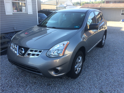 2011 Nissan Rogue for sale in Milton, WV