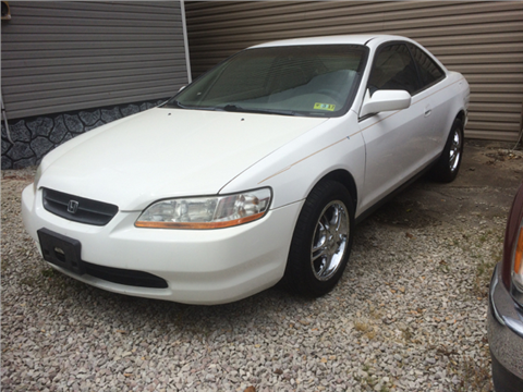 1998 Honda Accord for sale in Milton, WV