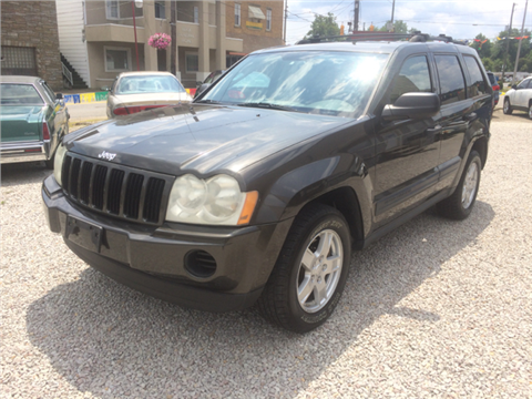 2005 Jeep Grand Cherokee for sale in Milton, WV