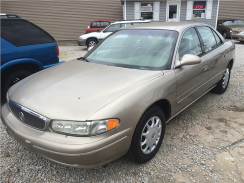 2002 Buick Century for sale in Milton, WV