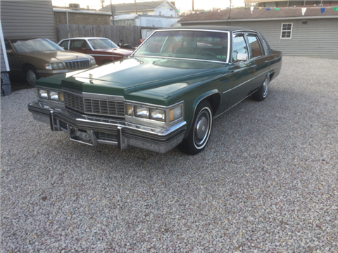 1977 Cadillac DeVille for sale in Milton, WV