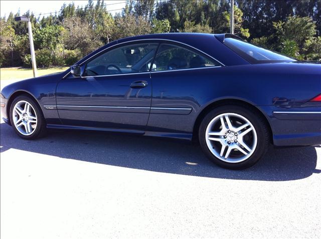 2002 Mercedes-Benz CL-Class CL600 - WEST PALM BEACH FL