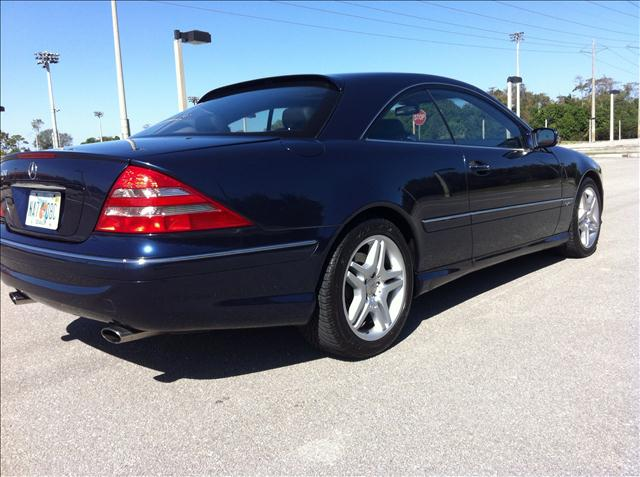 2002 Mercedes-Benz CL-Class CL600 - WEST PALM BEACH FL