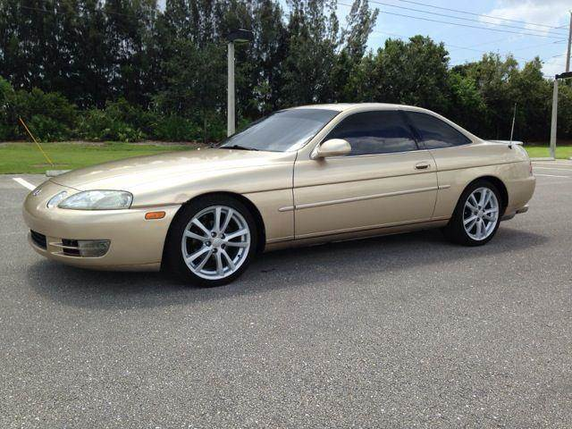 Used lexus sc 300 for sale for Barclay motors arlington tx