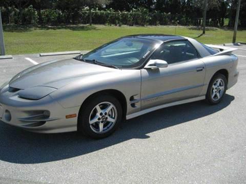 1999 Pontiac Firebird for sale in West Palm Beach, FL